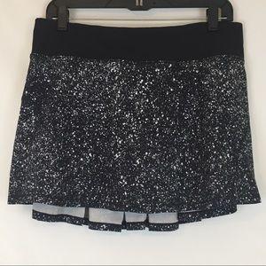 Lululemon  |  Circuit Breaker Skirt, Sz 10 Tall